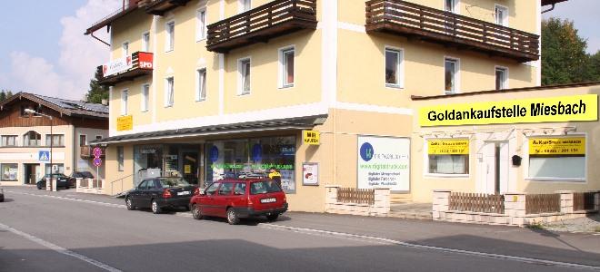 Goldankauf Miesbach und Voralpenland